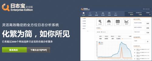 360收购在线网站日志分析平台