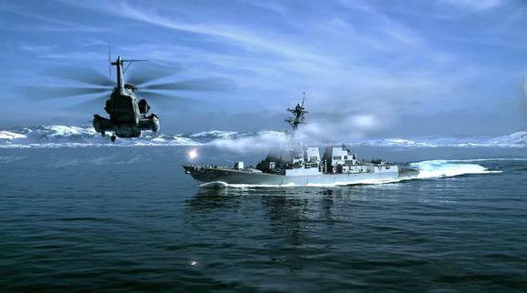 美国海军为战舰开发反黑客攻击系统