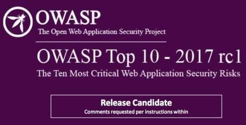 OWASP 中国官方发布 | OWASP Top 10 2017(RC1)中文版
