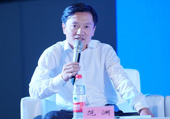 范渊出席第四届国家网络安全宣传周活动。