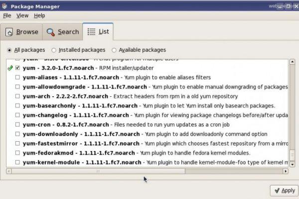 依赖太多 Fedora 29 已确认不会弃用软件包管理器 Yum