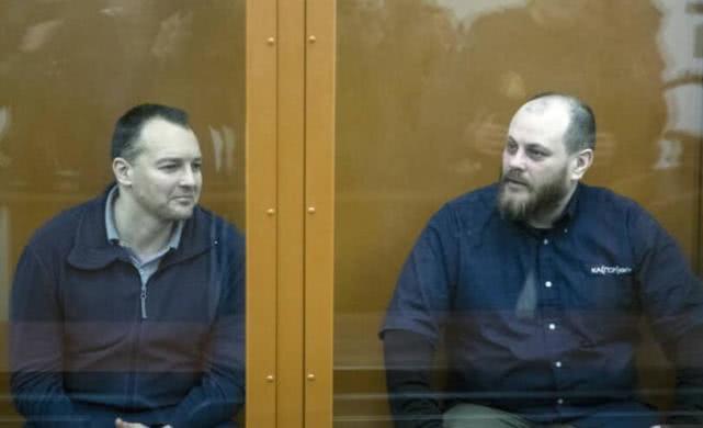 涉嫌与美分享网络罪犯信息 俄网络安全局前副局长被判22年监禁