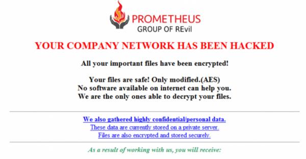 美国每小时遭受超过7次勒索软件攻击 已被视为国家安全风险